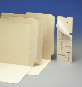 Extenda Filing Labels and Tabs, Filing System