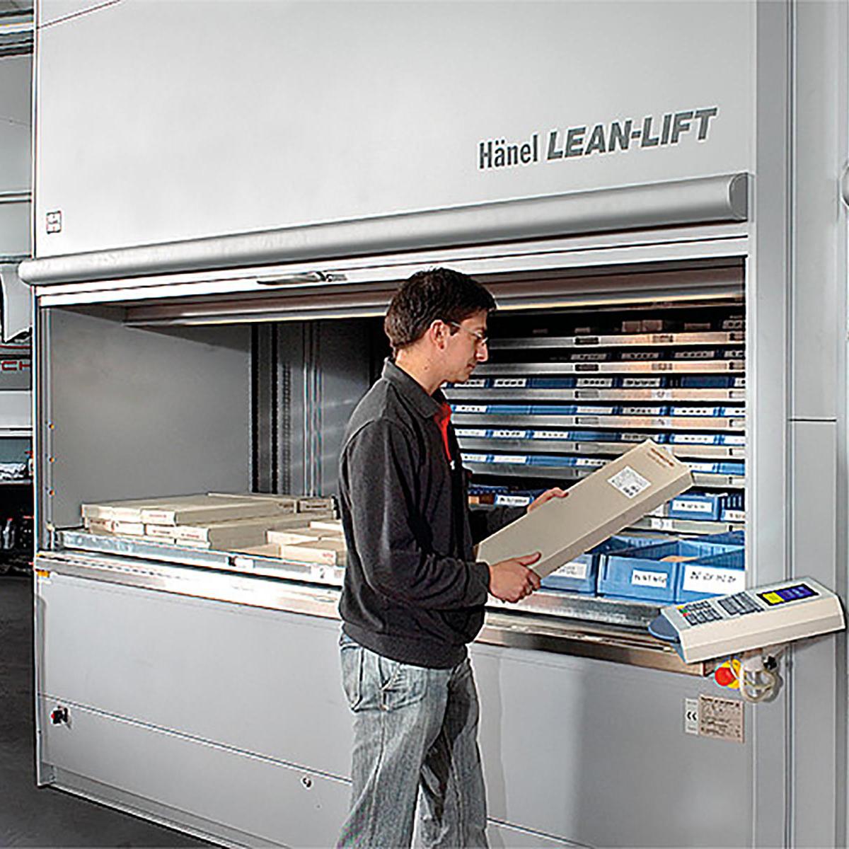 Lean Lift Vertical Lift Module Vital Valt