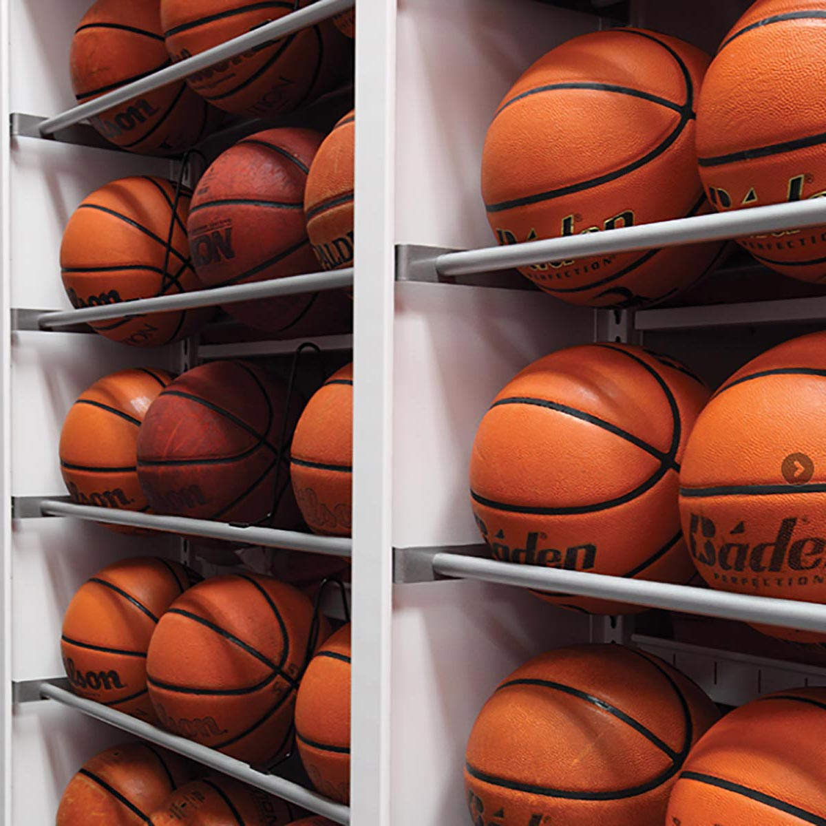 Basketball-Storage