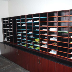 Mail Sorter Furniture for School staff