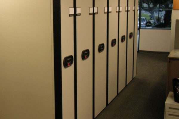 Electric Compact File Storage System