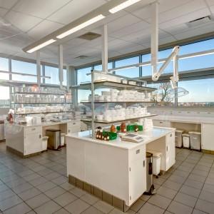 Lab Furniture Work Stations