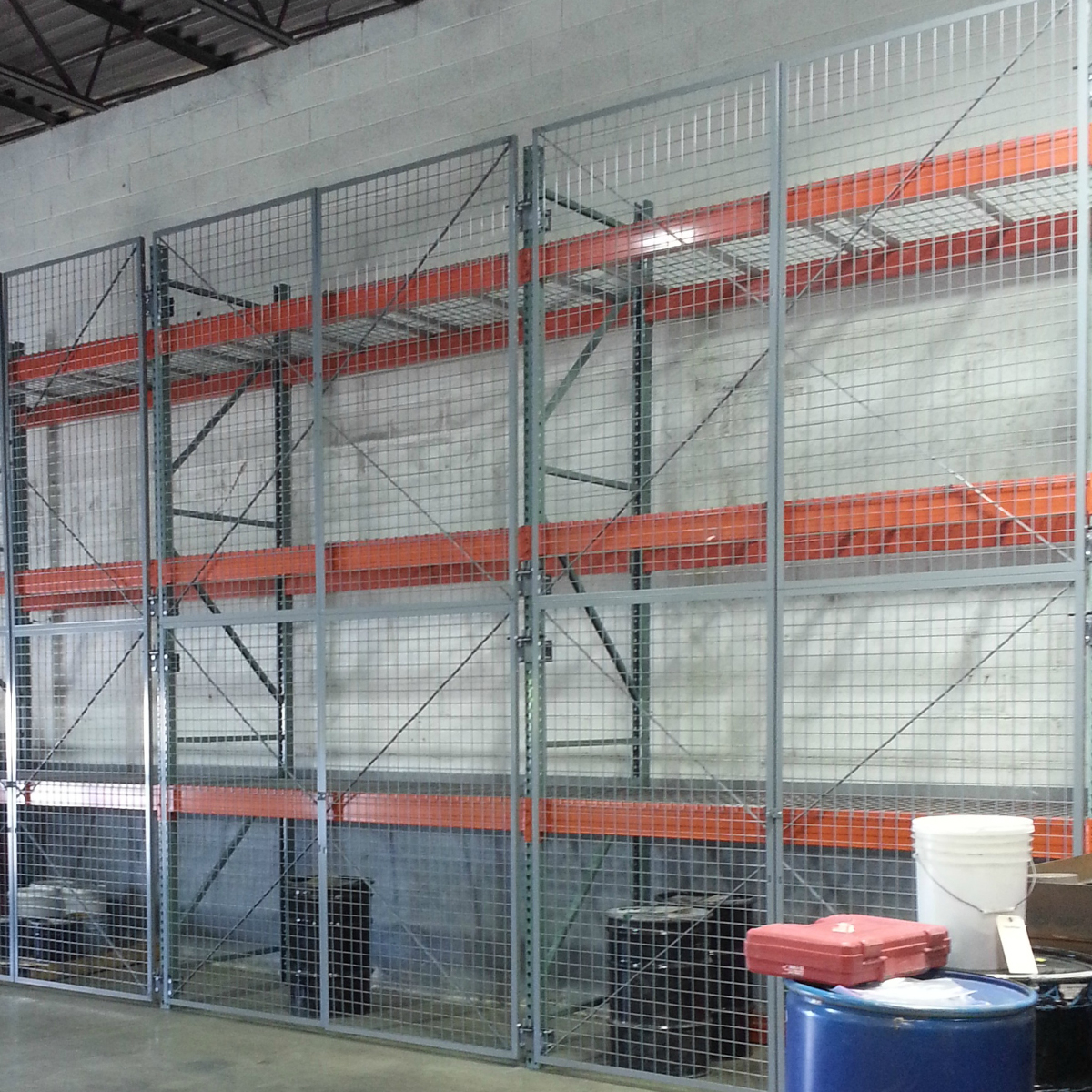 Woven & Welded Wire Cages - Vital Valt