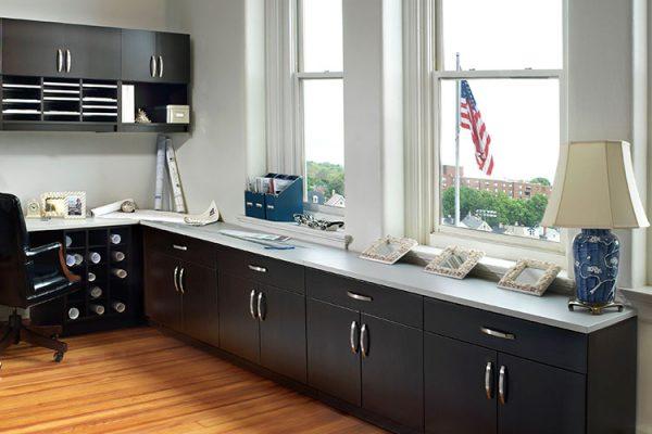 Office Storage Solutions, Modular Casework