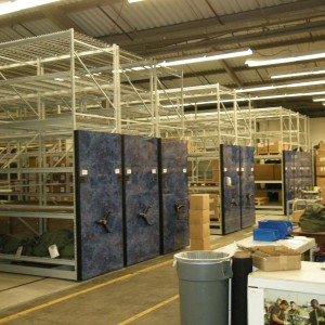 square-Air-Force-LRS-Warehouse-Mobile-Compact-Storage-System