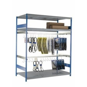 Automotive-Hanging-Parts-Storage-Shelving-Rack