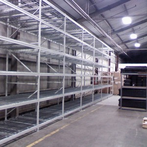 Bulk Storage Rack Systems