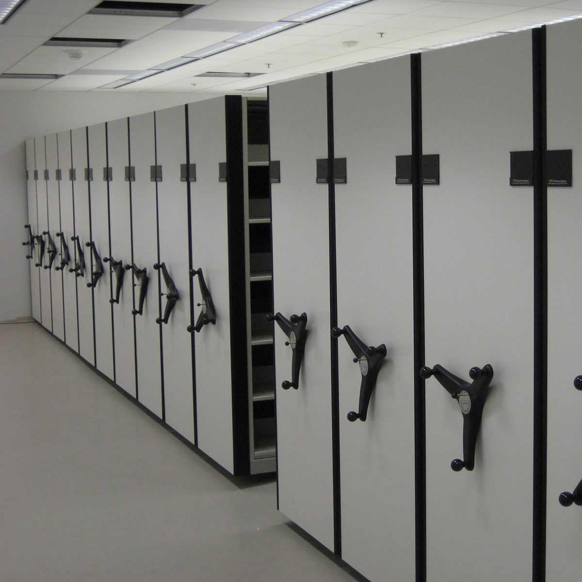High Density Shelving Floor Loading | Mobile Shelving Floor Loading