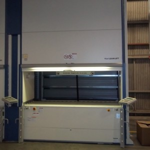 Material Handling Parts Storage, Lift Storage Systems