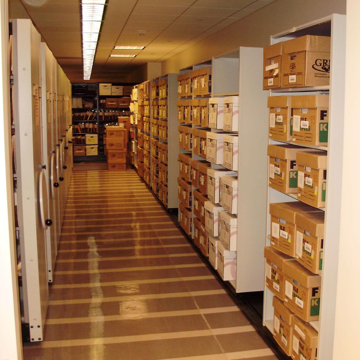 Law Firm Storage Systems