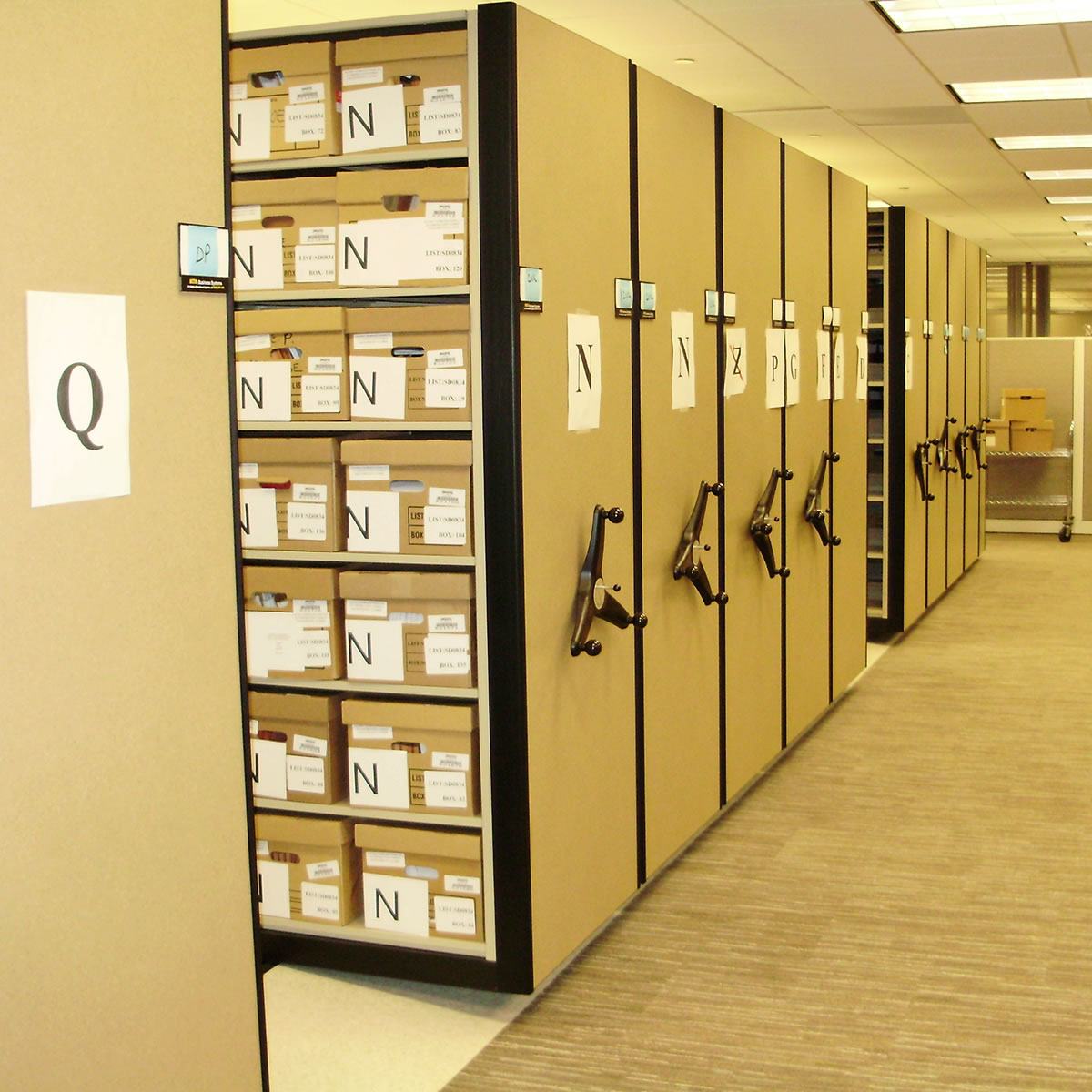 Law Firm Storage Systems