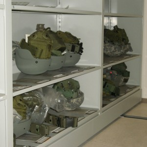 square-Military-Helmet-Shelving-System