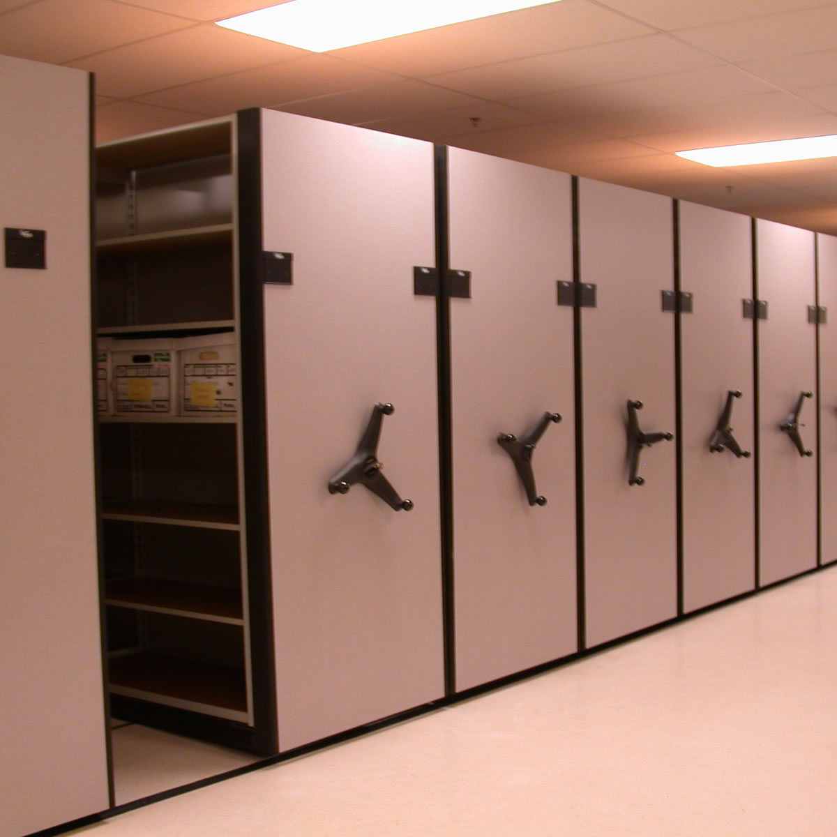 Museum Storage Systems | Museum Cabinetry | Secure Artifact Storage