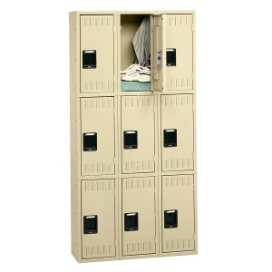 School Locker 3 Tier
