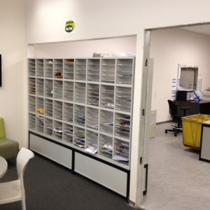 School Mail Storage System