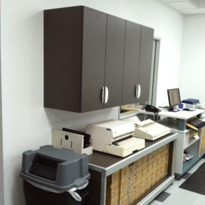 School Supply Modular Casework