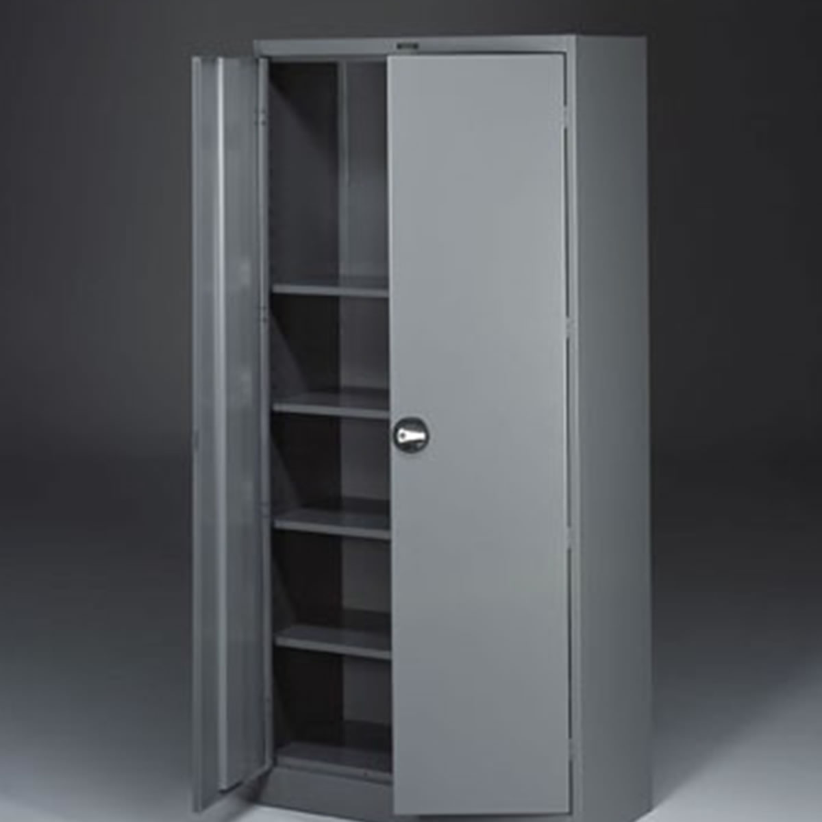 Square Secure Storage Cabinet For Supplies