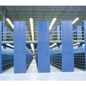 Shelving-Supported-Mezzanine-Material-Handling