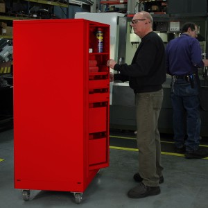square-Tool-Room-Rotary-Parts-Storage