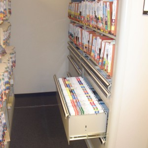 square-Top-Tab-and-End-Tab-Medical-Chart-Storage-Shelving