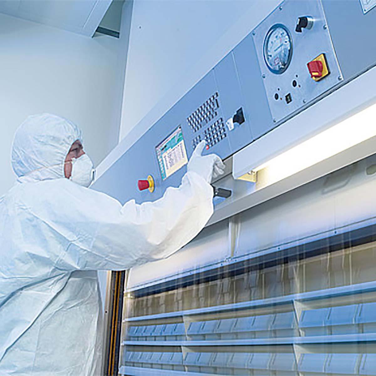 Bio Medical Storage Cold Room Storage Vital Valt
