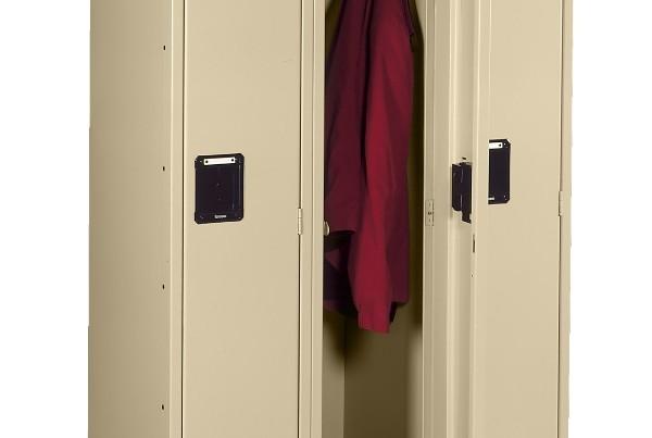 Single Tier Locker 3 Compartment