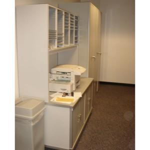 Mailroom Sorter & Mailroom Riser