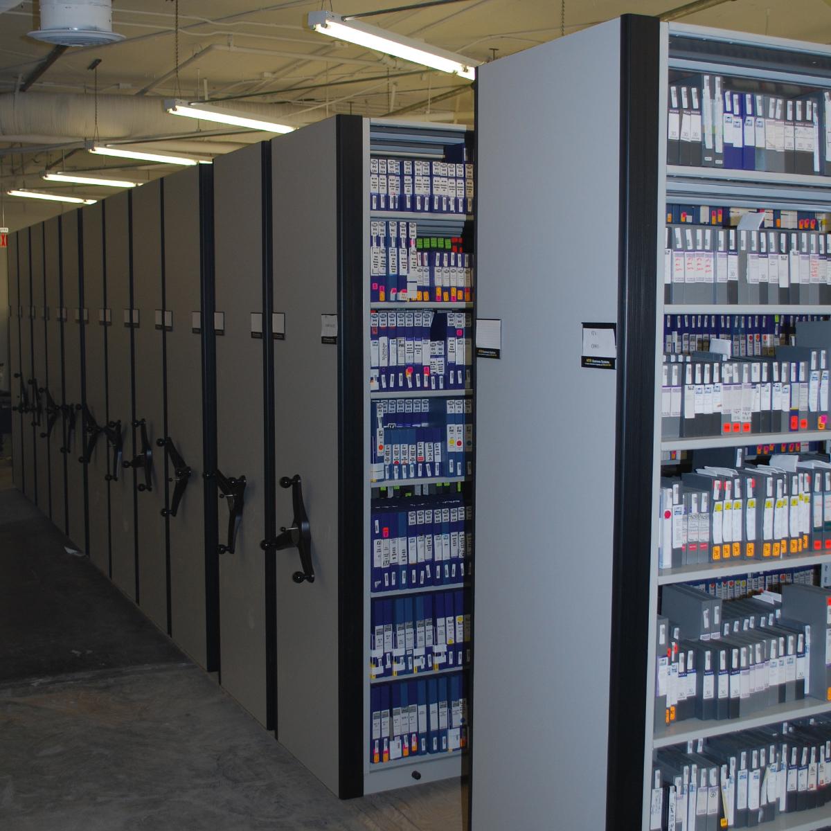 Multi Media Storage Solutions