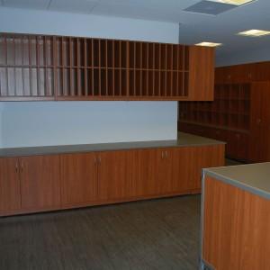 Modular Casework Storage System