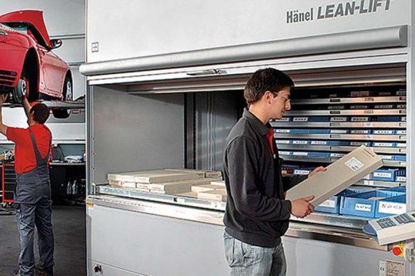 Material Handling Storage Automotive Industry