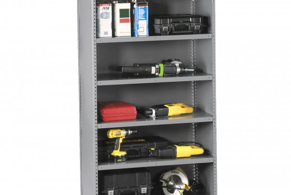 Industrial Clip Shelving