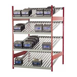 Vital Valt - Automotive Battery Storage - Wide Span Shelving