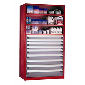 Vital Valt - Automotive Storage - Modular Drawer Shelving System