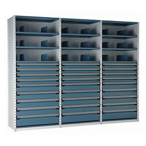 Vital Valt Storage - Modular Drawer Shelving System