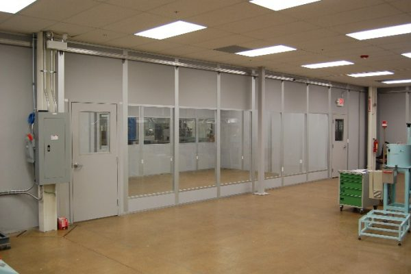 Modular Cleanroom Enclosure
