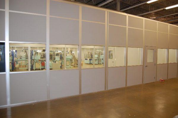 Modular Cleanroom System