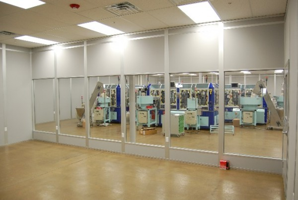 Modular Cleanroom System Project