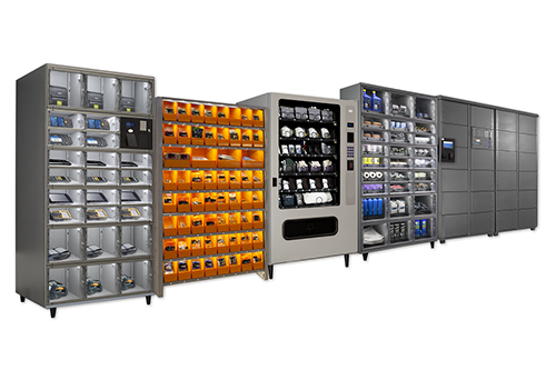 Parcel Lockers, Package Lockers