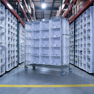 Vital Valt Speedcell Storage Solutions - Fulfillment Warehouse Cart
