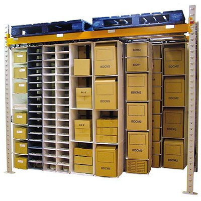 Vital Valt Speedcell Storage Solutions - Storage Cells and Compartments