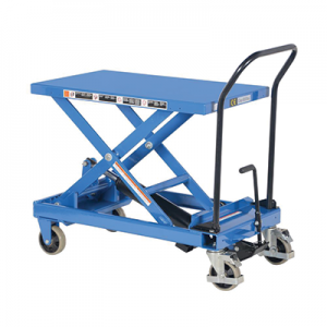 Mobile Lift Equipment - Manual