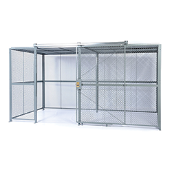 Wire and Woven Cage Storage Solutions