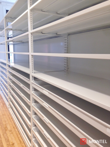 SmartShelf - boltless shelving system