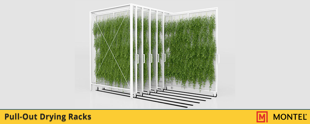 Plant Drying Racks - Grow Dry Racking System