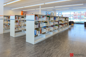 Library Shelving - Display Shelving - Display Storage