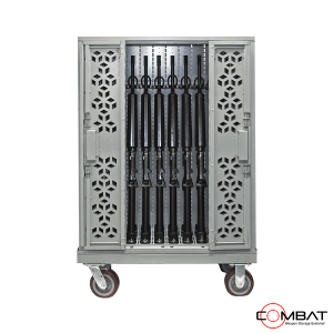 Combat Transport Weapon Cart - Military Deployment Weapon Cart