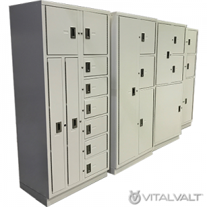 Evidence Storage - Law Enforcement Storage Lockers