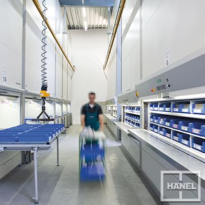 Hanel GSA Contract GS-25F-0044M