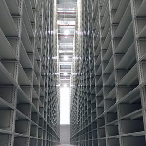Industrial Warehouse Shelving Systems - Vertical Shelving