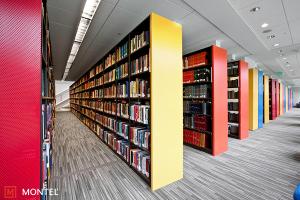 Library Shelving & Bookcases - Bookshelves